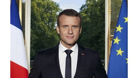 Message of Mr. Emmanuel Macron, President of the French Republic To (...)