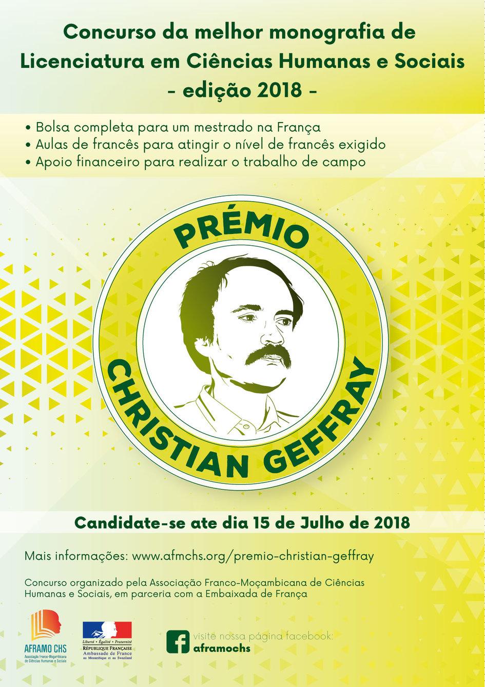 Lançamento da Terceira Edição (2018) do concurso...